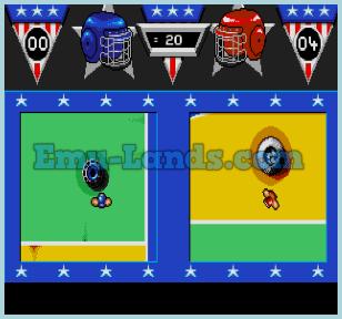 american gladiators на sega