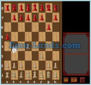 Chess на sega
