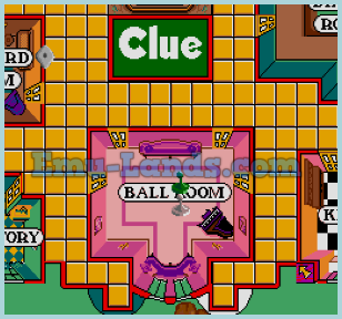 Clue на sega