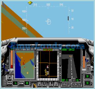 F-15 на sega