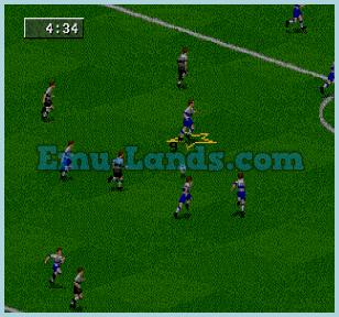 Fifa 97 на sega