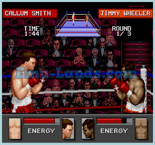 Greatest Heavyweights of the Ring на sega