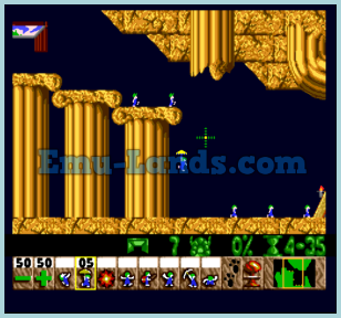 Lemmings на sega