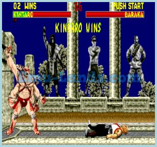 Mortal Kombat 2 Unlimited  на sega