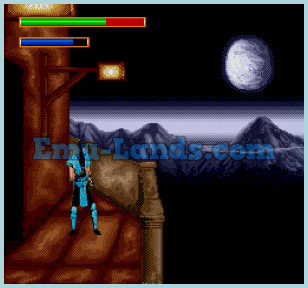 Mortal Kombat 5 на sega