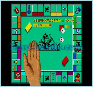 Monopoly на sega