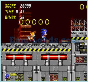Sonic the Hedgehog 2  на sega