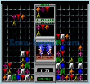 Sonic Eraser на sega