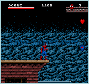 Spider-Man and X - Men на sega