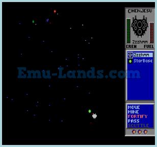 Star Control на sega