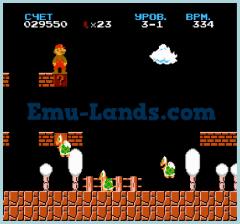 Super Mario Bros - top игры на dendy