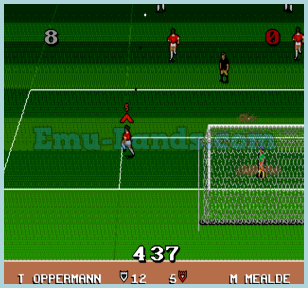 Ultimate Soccer на sega