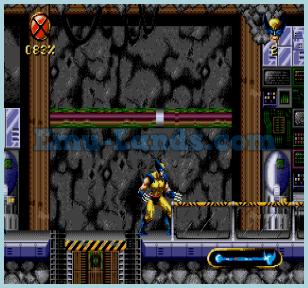 Wolverine: Adamantium Rage на sega