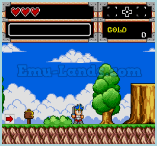 Wonder Boy in Monster World на sega
