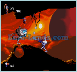 Earthworm Jim 2 на sega