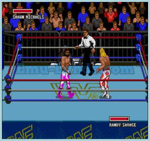 WWF Super Wrestlemania на sega