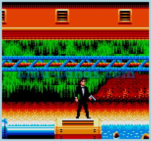 James Bond 007: The Duel на sega
