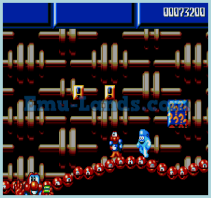 James Pond 2: Codename RoboCod на sega