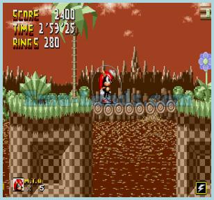 Sonic Mega Mix на sega