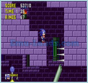 Sonic the Hedgehog на sega