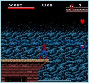 Spider-Man and X - Men на sega