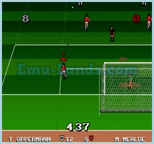 Ultimate Soccer на sega